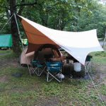 平湯キャンプ