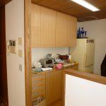 葉山マンションリフォームの家具