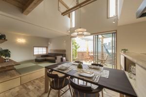 あすなろ建築工房モデルハウス「六ッ川の家」見学会(4月18日開催)《延期いたします》