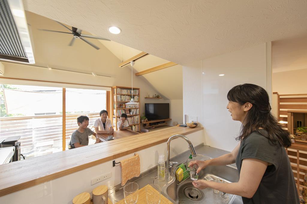 FULL HOUSE キッチン