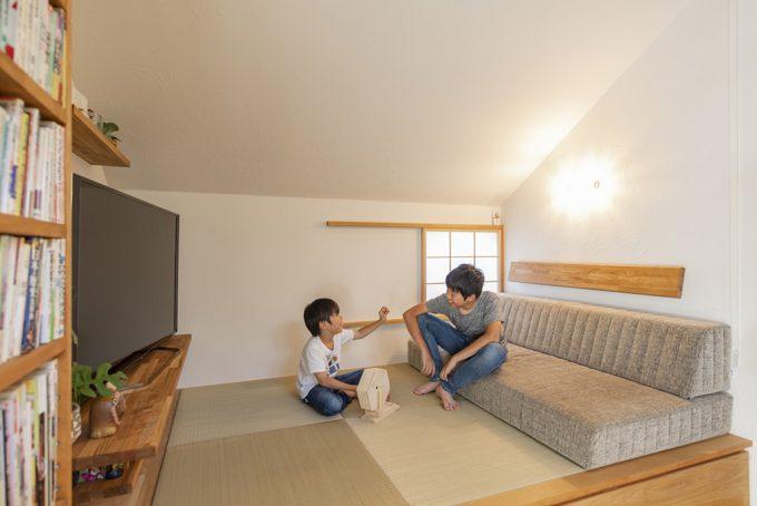 FULL HOUSE 和室